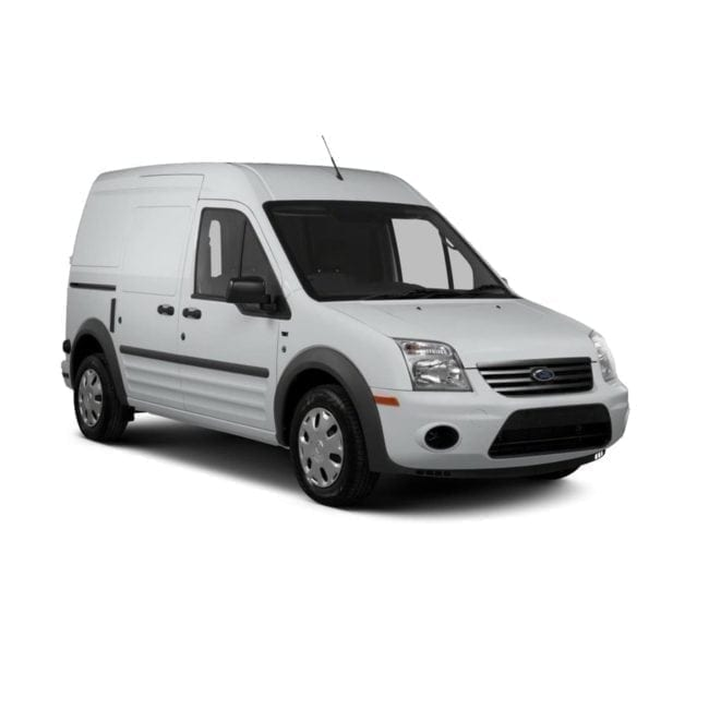 Ford Transit Connect 2013 and Older Vehicle Security